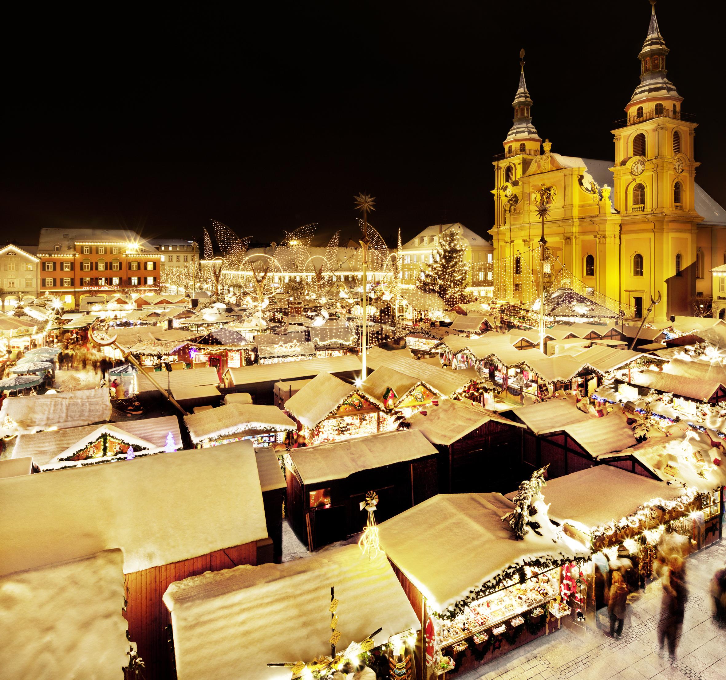 Ludwigsburg Weihnachtsmarkt.Die Schönsten Weihnachtsmärkte Deutschlands Der Ludwigsburger