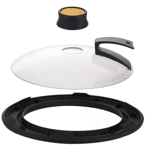 universaldeckel mit spritzschutzfunktion und geruchsfilter. Black Bedroom Furniture Sets. Home Design Ideas