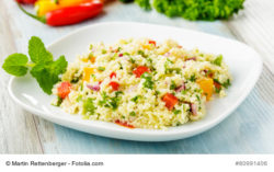 Avocado-Couscous-Salat