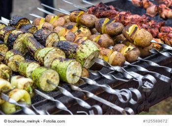 Kartoffel Spieße