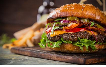 Burger Vom Grill Aber Richtig Die Pfanne Von Hareckerde