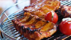Spareribs mit BBQ Soße
