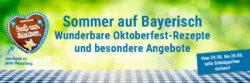 Sommer auf Bayerisch bei Pfannen Harecker